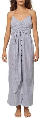 Mara Hoffman Thora Stripe Cover-Up Dress