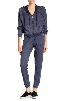 Splendid Lace-Up Jogger Pants