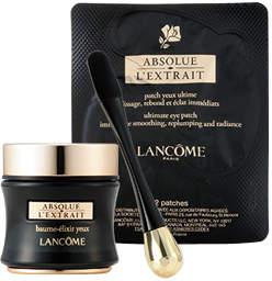 Lancôme (ランコム) - ABSOLUE L'EXTRAIT REGENERATING ULTIMATE EYE CONTOUR RITUAL アプソリュ レクストレ アイトリートメントリチュアル