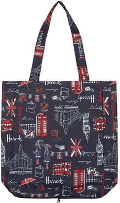 Harrods SW1 Pocket Shopper Bag