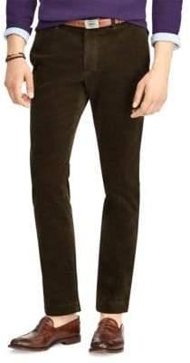 Polo Ralph Lauren Men's Slim-Fit Corduroy Pants - Red - Size 38x30