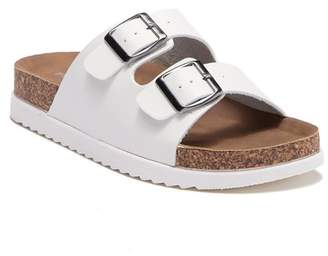 Madden-Girl Goldie Slide Sandal