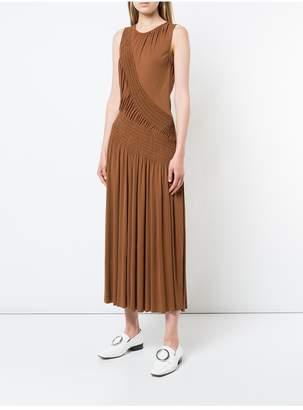 Jason Wu Grey By Jersey Ruched Dress