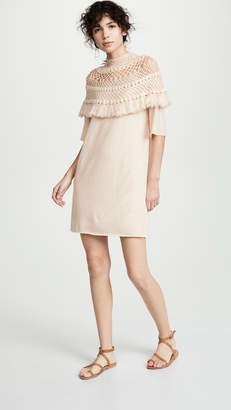 Roche Ryan Cashmere Crochet Dress