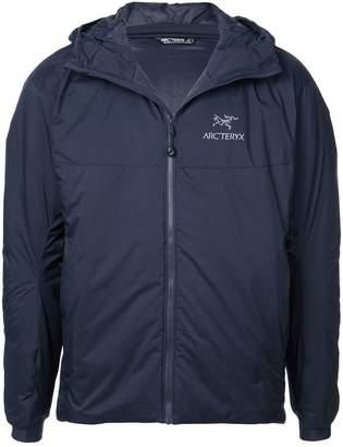 Arc'teryx logo rain jacket