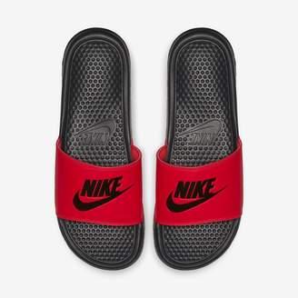 16d100794 Nike Red Men s Sandals