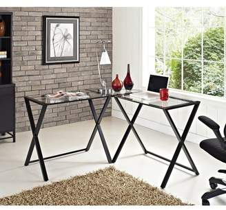 Wrought Studio Ferro L-Shape Corner Desk