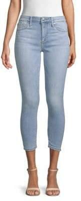 Joe's Jeans Cropped Skinny Jeans