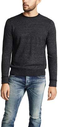 Club Monaco Double Knit Crew Sweater