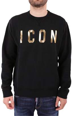 DSQUARED2 Icon Cotton Sweatshirt
