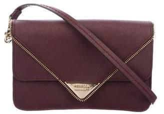 Rebecca Minkoff Saffiano Crossbody Bag