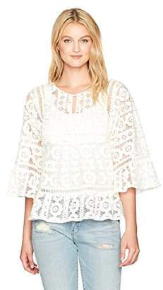 Plenty by Tracy Reese Women's Lace Tunic