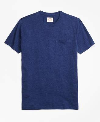 Brooks Brothers Cotton Jersey Pocket T-Shirt