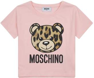 Moschino Leopard Bear T-Shirt