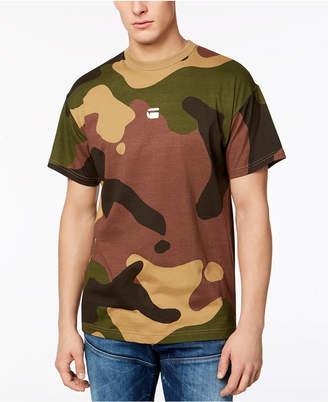 G Star Men's Camo T-Shirt