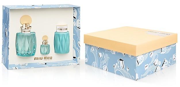 Miu MiuMiu Miu L'Eau Bleue Eau de Parfum Gift Set