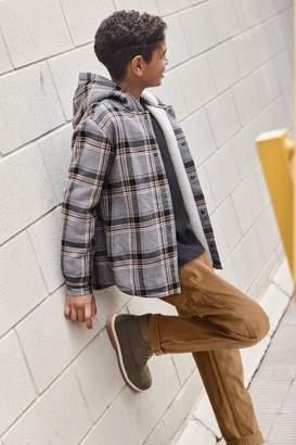 Next Boys Tan Workwear Jeans (3-16yrs) - Brown