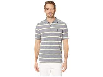 Nautica Short Sleeve Kailua Stripe Oxford Shirt