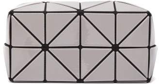 Bao Bao Issey Miyake Lucent Gloss Square Pouch - Womens - Grey