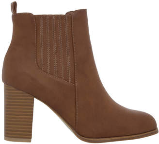 Miss Shop Tiffany Tan Boot