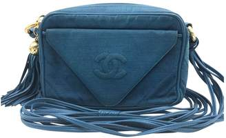 Chanel Cloth handbag