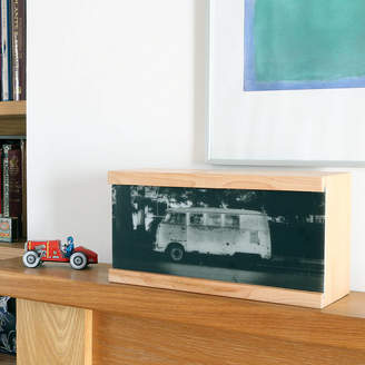 smarlo Personalised Campervan Wooden Light Box