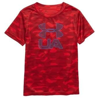 Under Armour Edge Logo HeatGear(R) T-Shirt