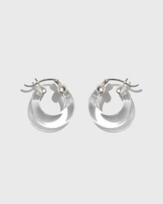 J. Hannah Glace Hoop Earrings