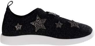 Giuseppe Zanotti Embellished Star Sneakers