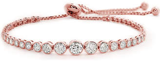 Rosegold Carat London Quentin rose-gold plated Millennium bracelet