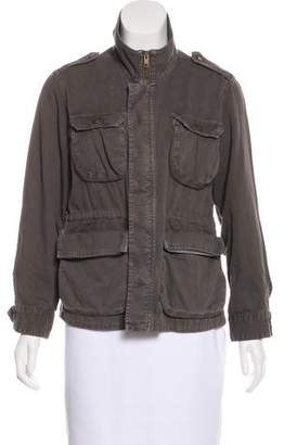 Current/Elliott Lightweight Zip-Up Jacket