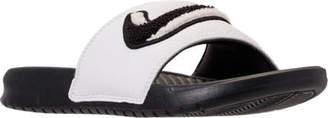 Nike Men's Benassi JDI Chenille Slide Sandals