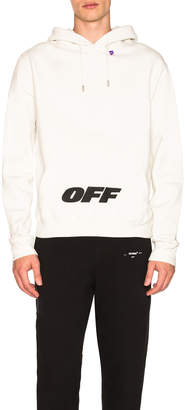 Off-White Off White Wing Off Hoodie