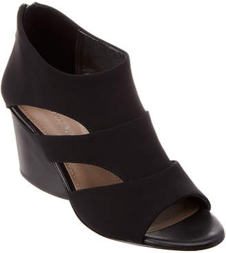 Donald J Pliner Jenkin Crepe Wedge Sandal