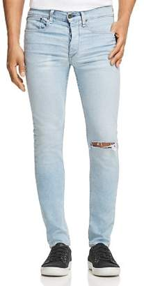 Rag & Bone Fit 1 Super Slim Distressed Jeans in Rhinebeck