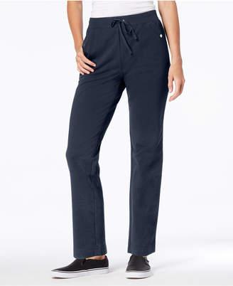 Karen Scott Petite Drawstring Pants, Created for Macy's