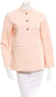 Trademark Rau Collarless Jacket w/ Tags