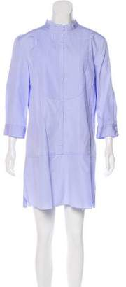 Nina Ricci Long Sleeve Mini Dress