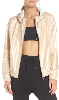 Zella Style Game Shine Hooded Jacket