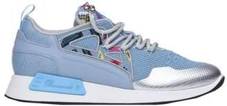 Barracuda E-motion Light Blue Sneakers