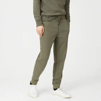 Club Monaco Garment-Dyed Sweatpant
