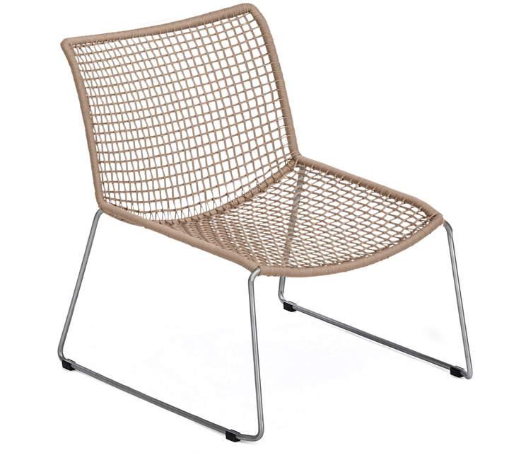 Weishäupl - Slope Lounge Sessel, Sand