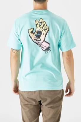 Santa Cruz Pastel Screaming Hand T-Shirt
