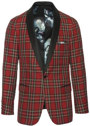 Paisley & Gray Regent Slim Fit Shawl Tuxedo Jacket