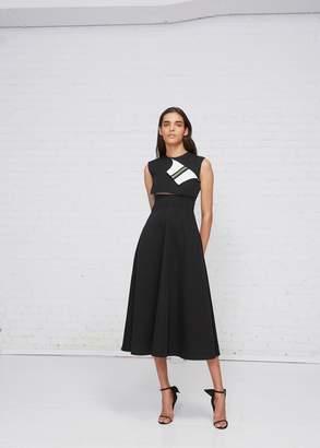 Calvin Klein Foldover Patch Dress