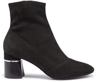 3.1 Phillip Lim 'Drum' suede ankle boots