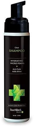 clear TouchBack Plus Color Enhancing Shampoo