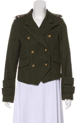 Smythe Wool Long Sleeve Jacket
