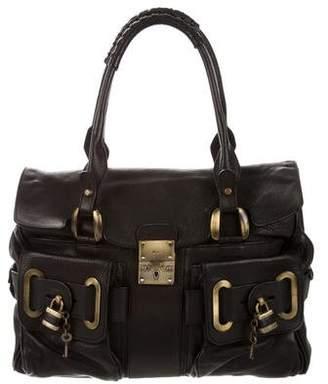 Barbara Bui Grained Leather Bag
