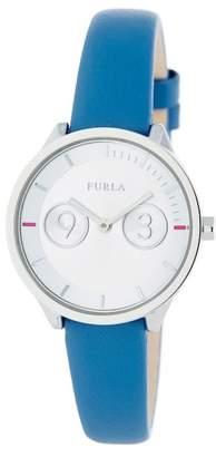 Furla Women's Metropolis Leather Strap Watch, 31mm